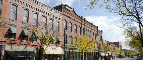 best small towns in america
