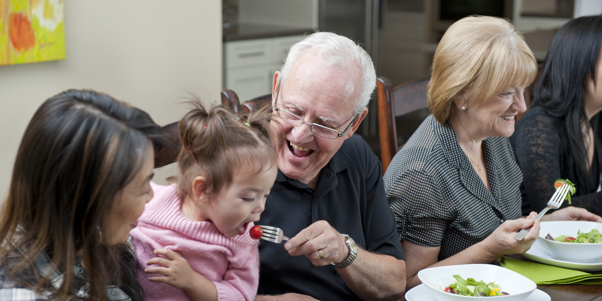 how to get old people to eat