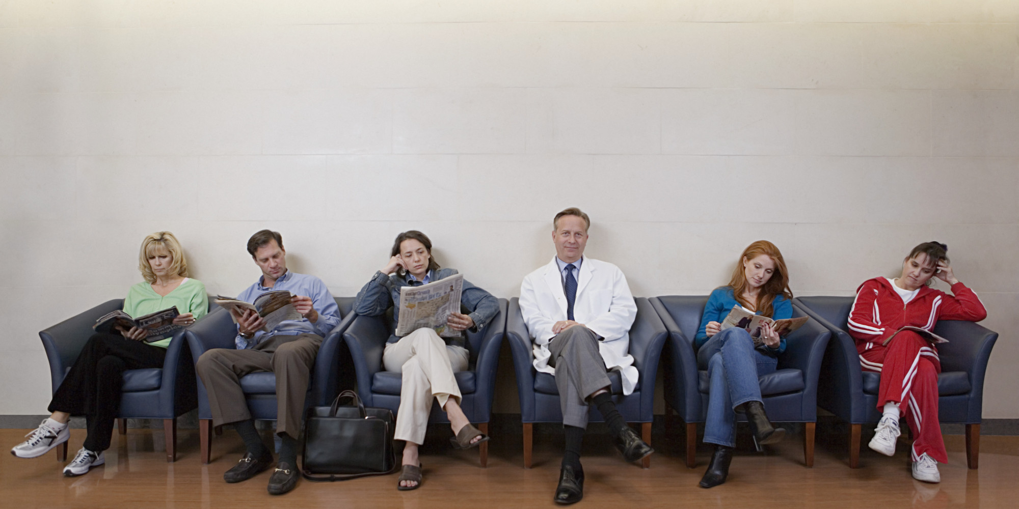 8 Ways To Cut Your Wait Time At The Doctor's Office | HuffPost