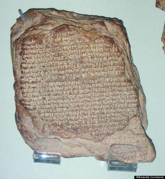 cuneiform comet