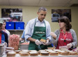 13 Photos Of Obama Making Sandwiches At Martha's Table