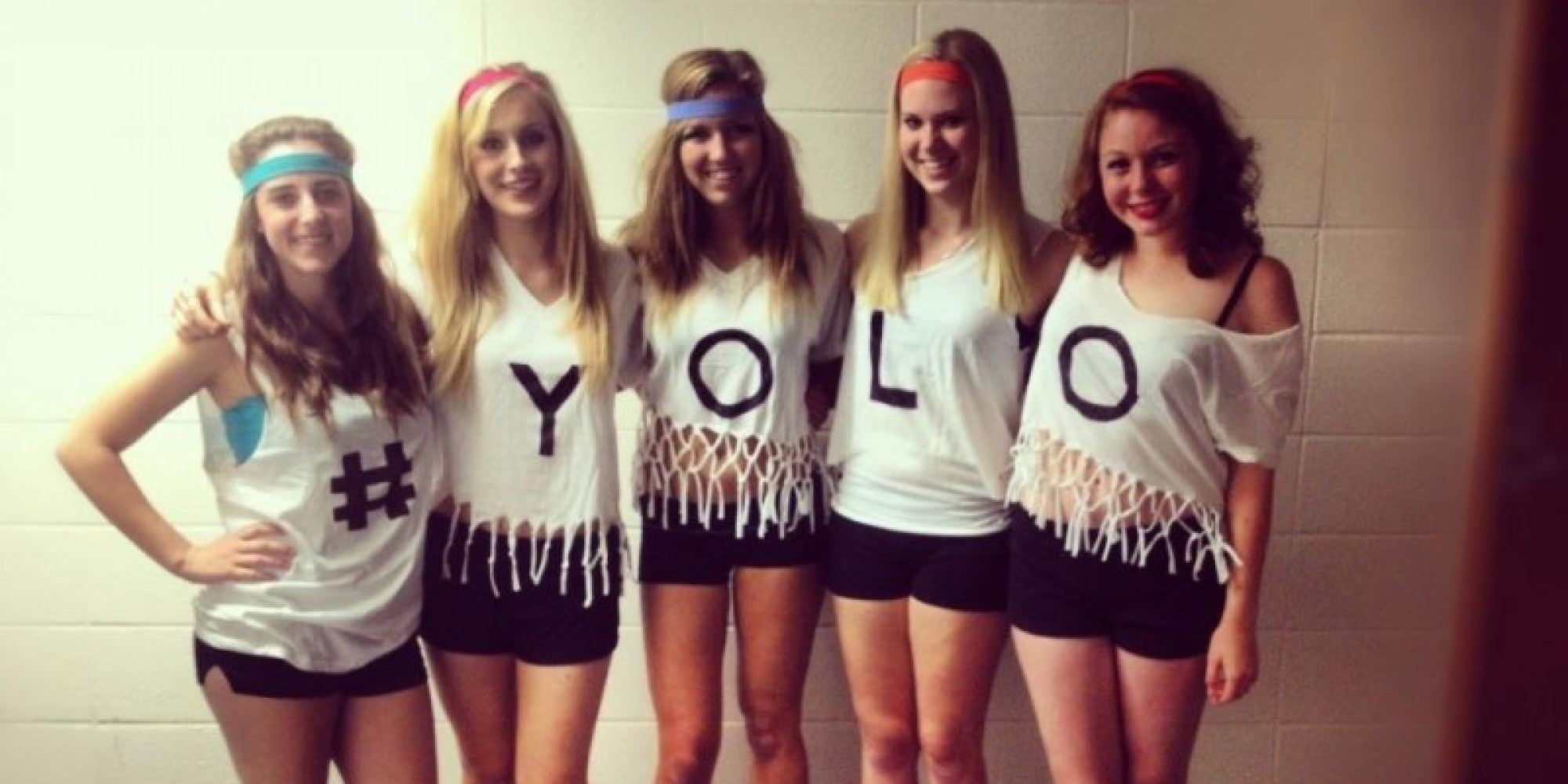 Group Costume Ideas That Are Cheap, Easy And Totally DIY ...