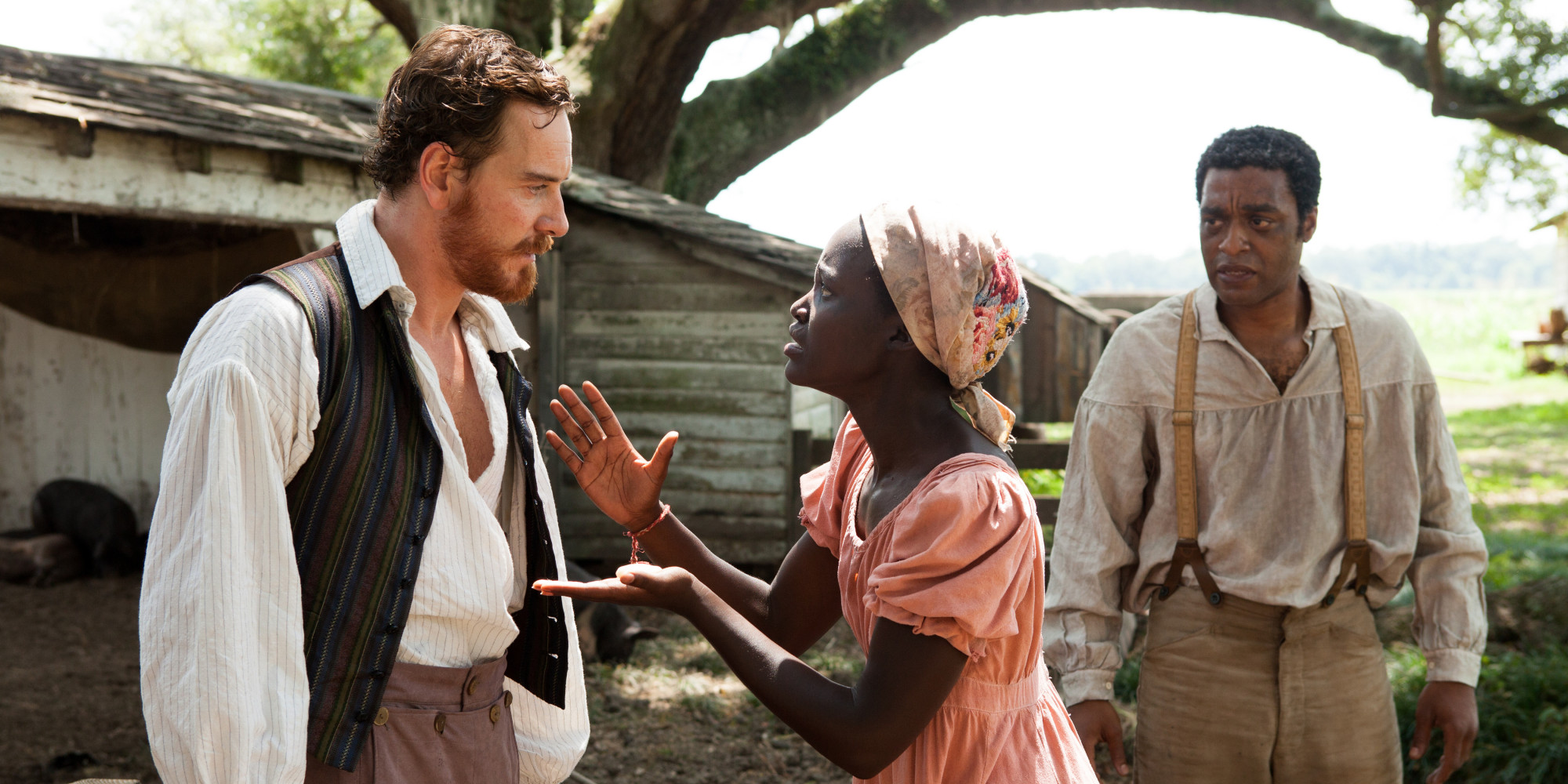 12 Years a Slave Reframed: A Narrative of White Racist Pathology