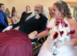 Dying Dad Goes To Great Lengths To Make It To Daughter's Wedding