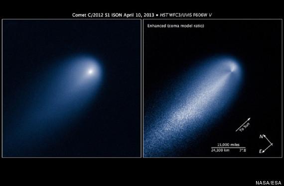 comet coma