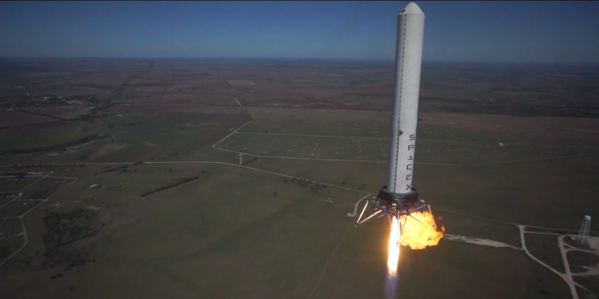 SpaceX 'Grasshopper' Rocket Breaks Altitude Record (VIDEO)