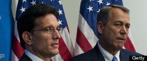 John Boehner Cantor