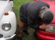 Edward Smith, Man Who Has Had Sex With 999 Cars, Ready To Commit To VW Beetle (VIDEO)