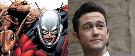 ANT MAN GORDON LEVITT