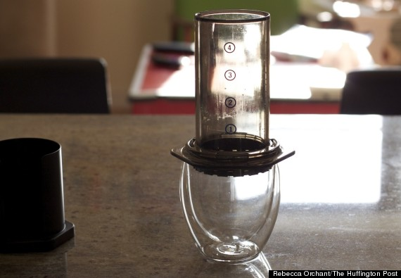 Aeropress Coffee System Might Become One Of Our Favorite Kitchen Toys (PHOTOS)