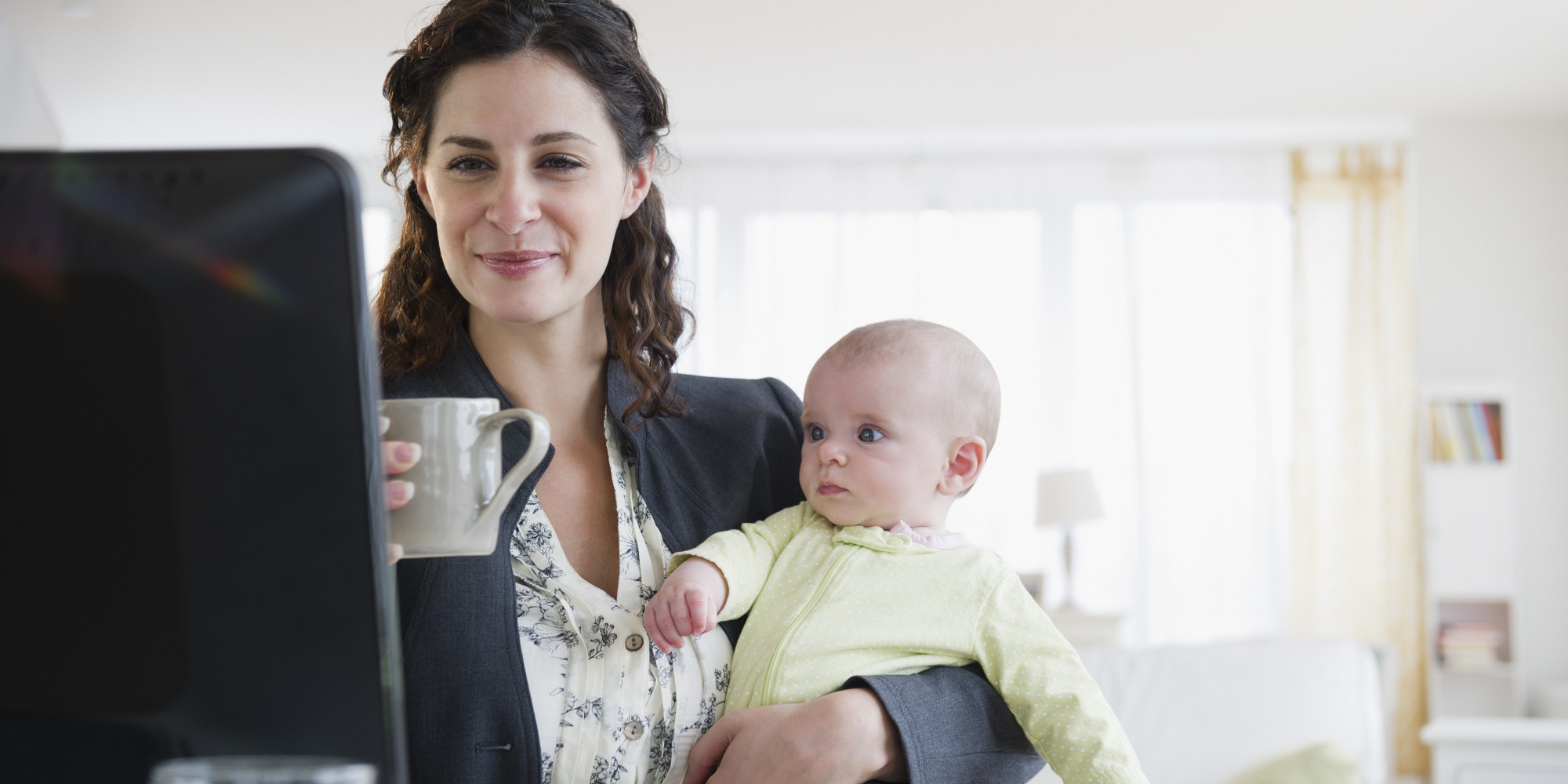 working moms New research says children of working mothers are just as happy later in life as  the kids of stay-at-home moms a new study led by a harvard.