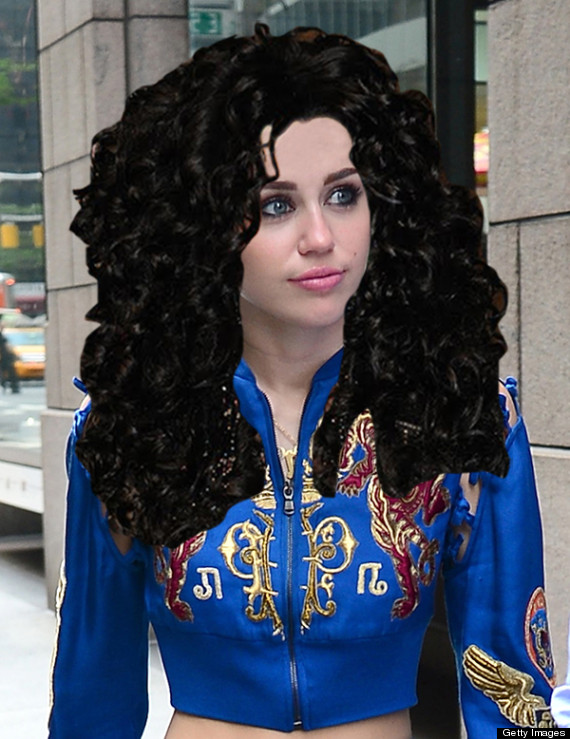 miley cher