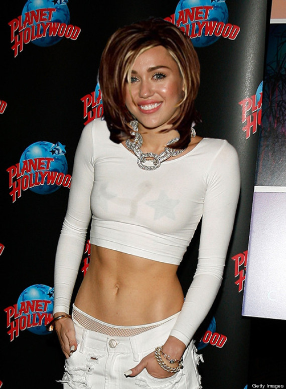 miley aniston