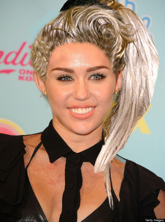 Cool Famous Celebrity Hairstyles Miley Cyrus Should Definitely Try Out Short Hairstyles For Black Women Fulllsitofus