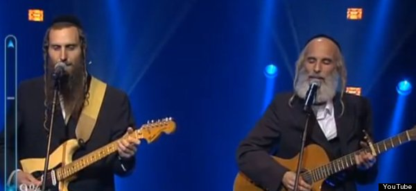 These Singing Rabbi Brothers Will Give You Chills