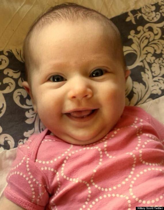Lady Antebellum Hillary Scott Baby