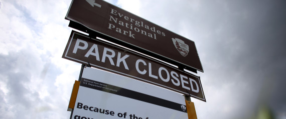 NATIONAL PARKS SHUTDOWN
