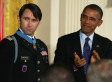 William Swenson Awarded Medal Of Honor, Asks To Return To Duty