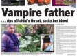 Suspected 'Vampire Cannibal' Rex Eric Allegedly Bites Daughter To Death, Drinks Blood