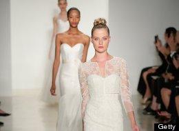 LOOK: The Top Wedding Dress Trends For 2014