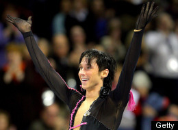 Johnny Weir Threats Anti Fur Groups