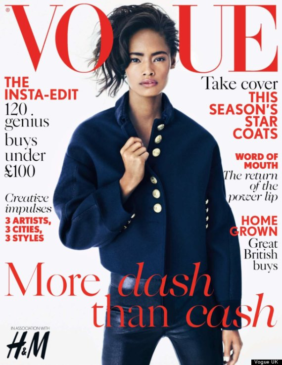 malaika firth vogue