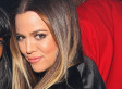 Khloe Kardashian Poses With North West In Instagram Shot