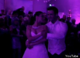 We Challenge You To Watch Harry Judd's Wedding Video Without Getting Weepy