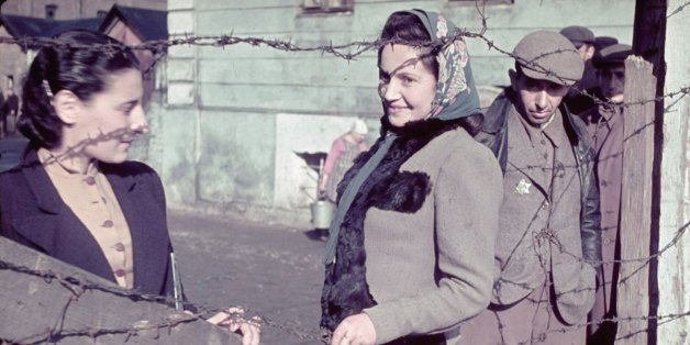Holocaust Pictures In Color