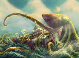 Sharktopus (Posiblemente la mejor película del año)