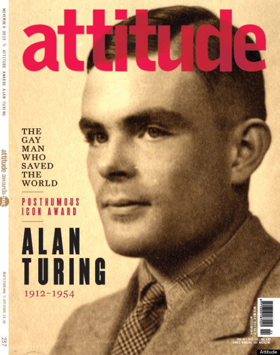 Alan Turing Honoured At Awards: 'The Gay Man Who Saved The