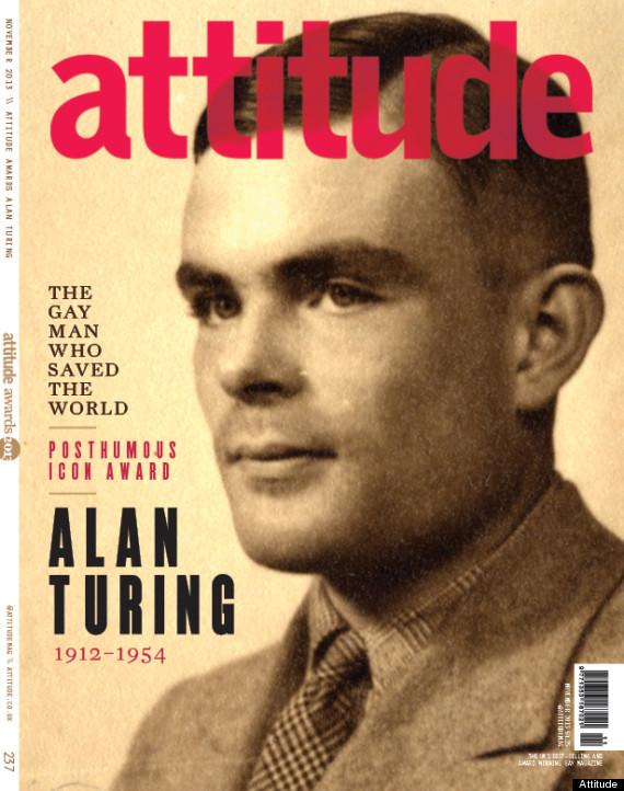 Alan Turing Honoured At Awards: 'The Gay Man Who Saved The ...