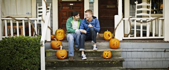 gay halloween destinations
