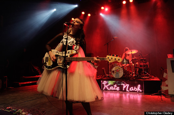kate nash shepherds bush