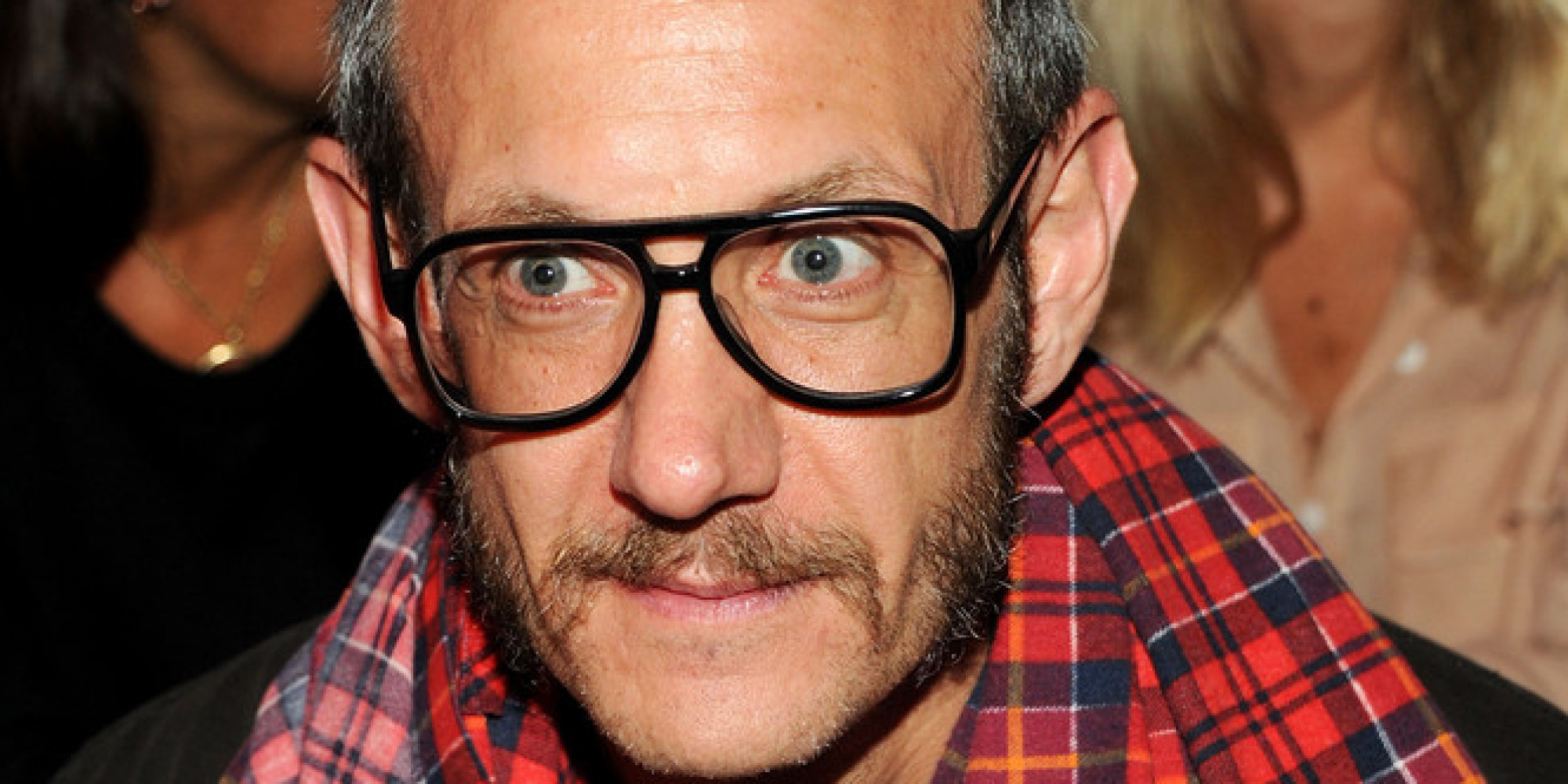 Terry Richardson - 2018 Dyed hair & chic hair style. Current length:  short hair