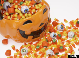 Beware... Bowls Of Candy Are In Offices Everywhere!