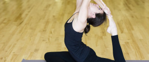 Yoga Side Angle
