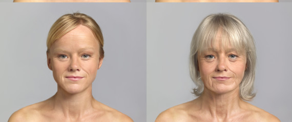 AGING WOMAN