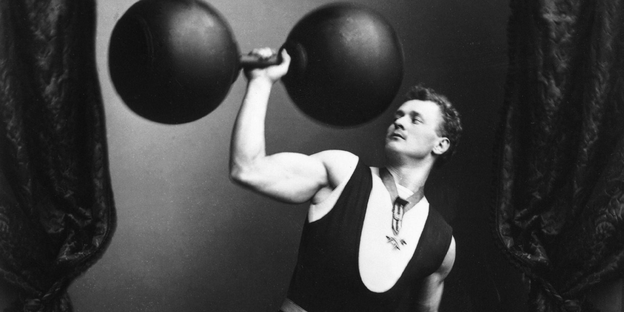 Eugen Sandow, The World's First Hunk, Is Basically Amazing In Every ...
