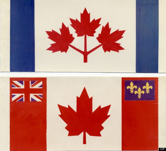 the committee narrowed the submissions to three pearsons design the george stanley red maple leaf we know today and the stanley design plus a small union