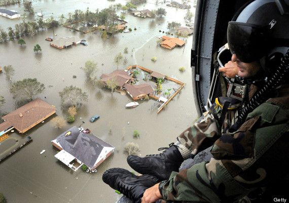 hurricane ike texas