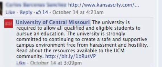ucm reply