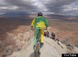 Biggest Mountain Bike Backflip Makes History