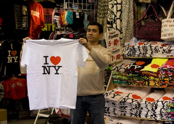 i heart new york shirt