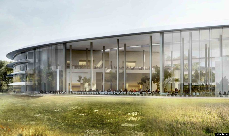 Apples SpaceshipInspired Campus 2 Approved By Cupertino City