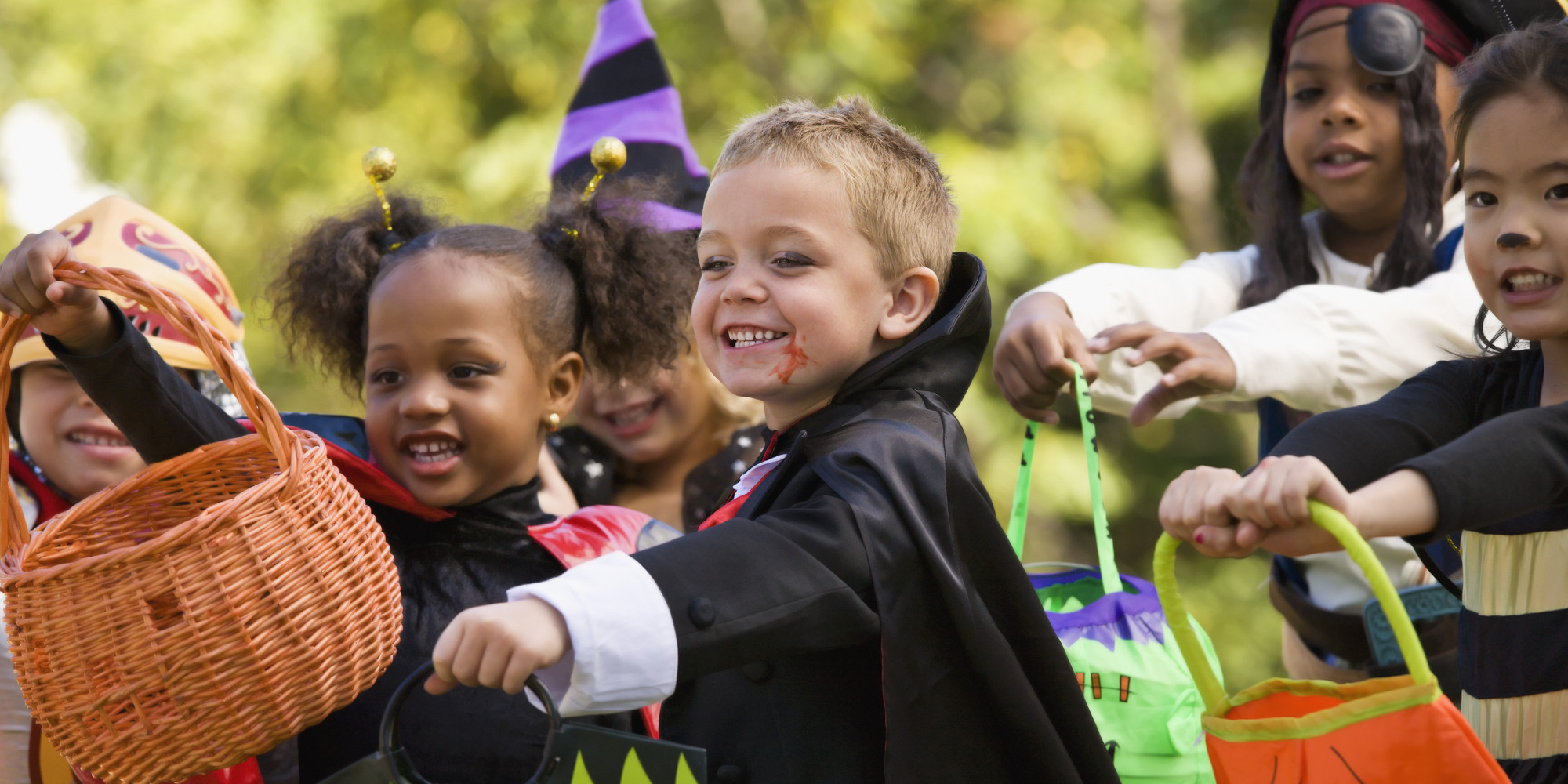 the frightening climate costs of halloween candy huffpost - Halloween Candy Kids