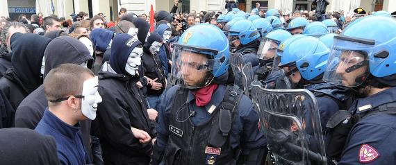 manifestazioni agenti