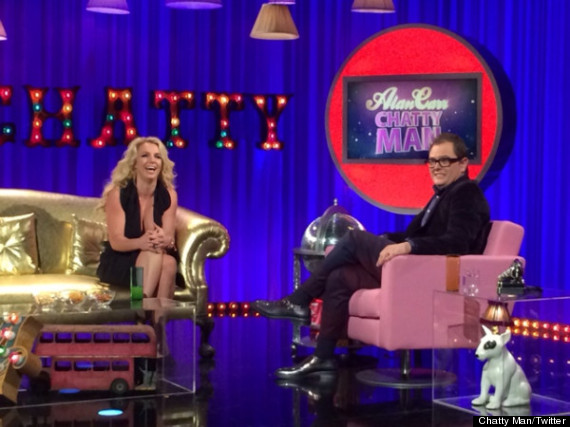 britney spears alan carr