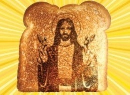 Look, It's Jesus! Amazing Visions In Everyday Life (PHOTOS)