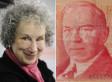 Margaret Atwood Joins Push To Get Women On Canadian Money